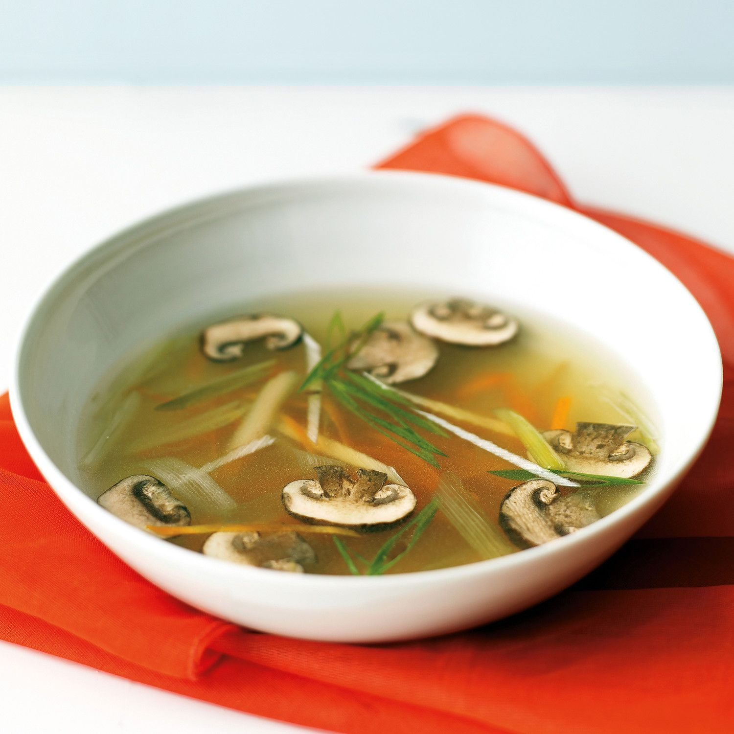 Scallion-Ginger Broth #brothfonduerecipes Enhance chicken broth with scallions, ginger, and fish sauce for plenty of low-fat flavor. #brothfonduerecipes Scallion-Ginger Broth #brothfonduerecipes Enhance chicken broth with scallions, ginger, and fish sauce for plenty of low-fat flavor. #brothfonduerecipes