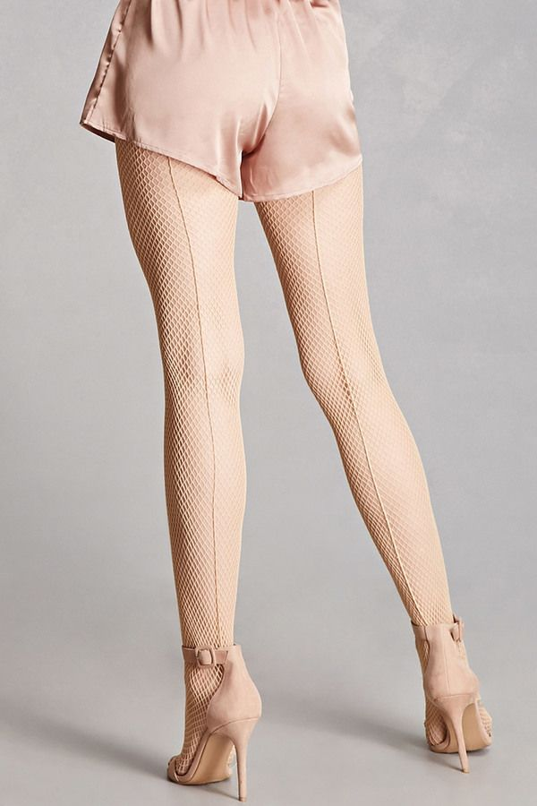 In Sexy Pantyhose French