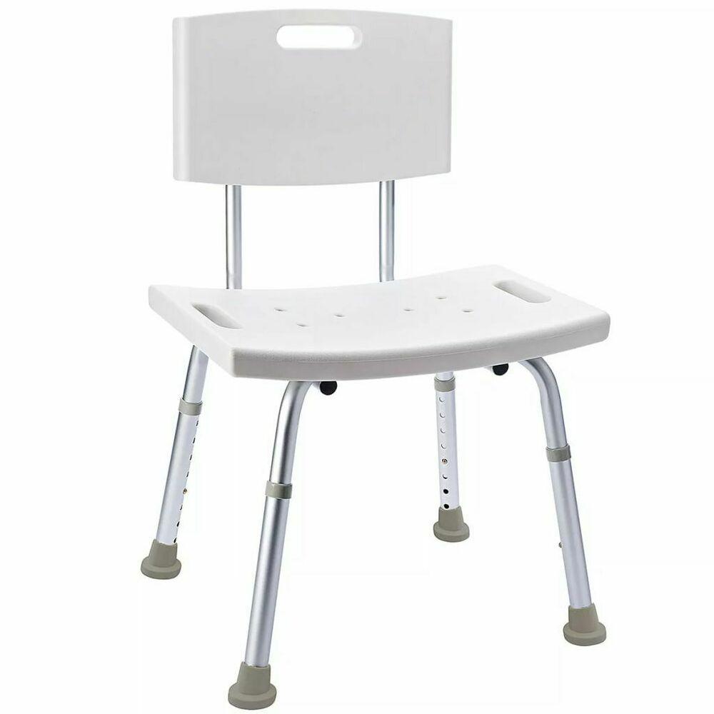 eBay Sponsored RIDDER Badestuhl 100 kg Weiß Duschhocker