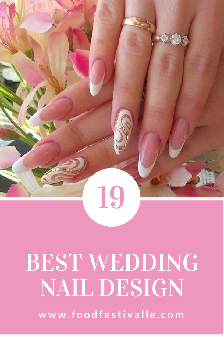 Wedding Nails For Bride Nail Art