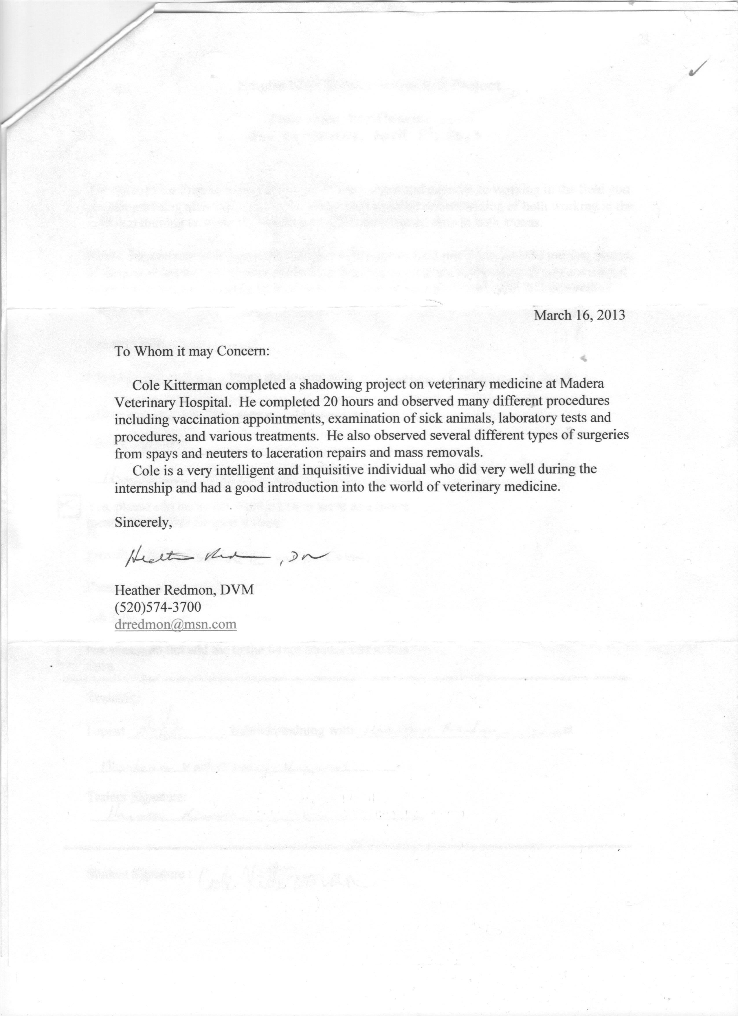 Sep Letter Of Recommendationletter Of Recommendation Formal Letter