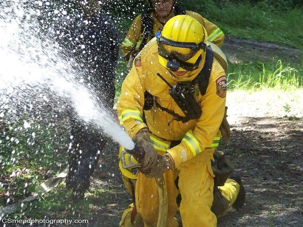 Featured post csmeadphotography calfire training for