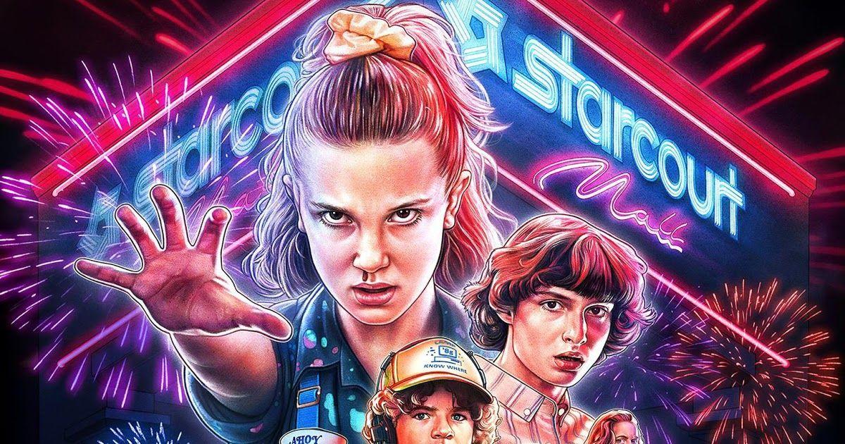 Stranger Things Season 3 Wallpapers in 2020 Stranger