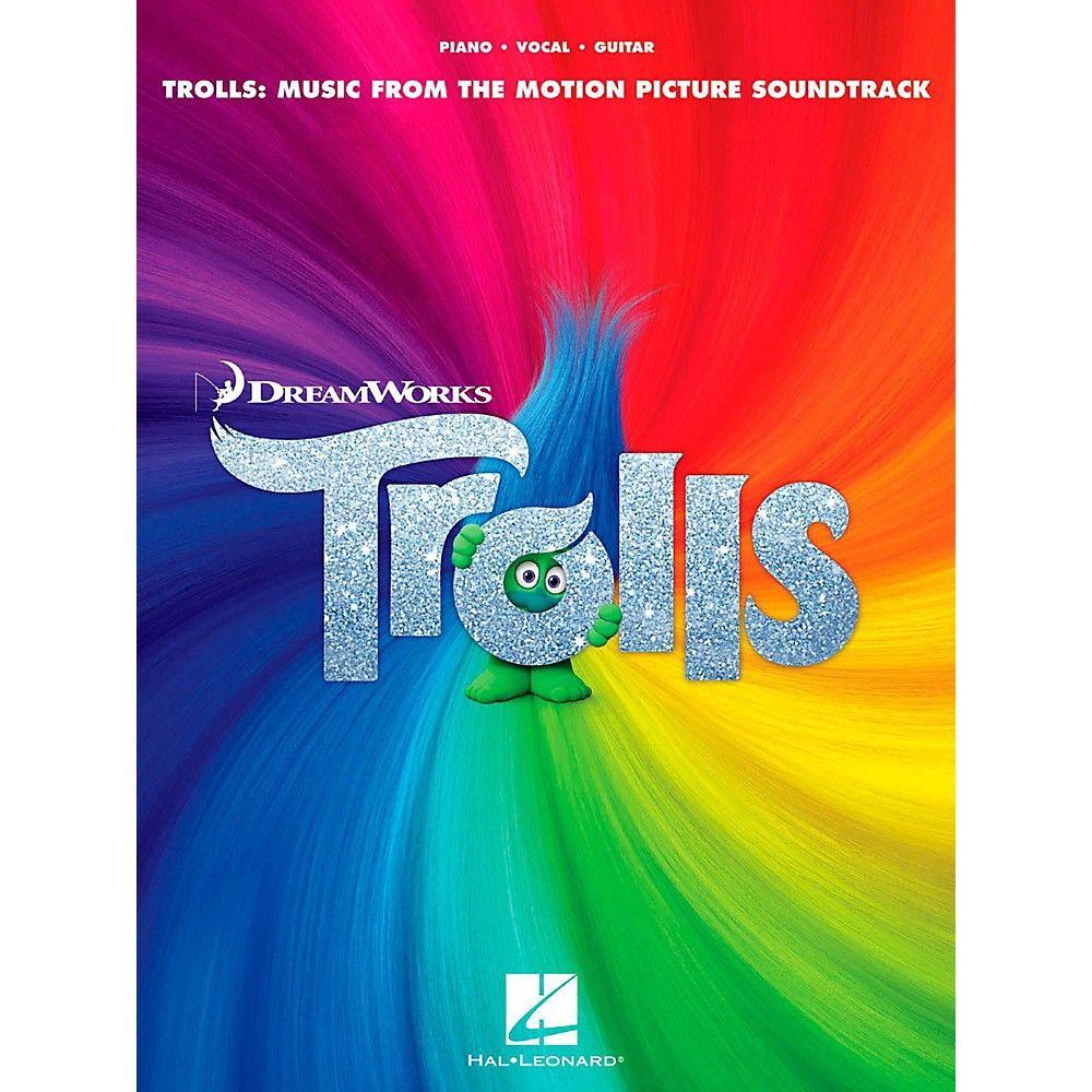 Hal Leonard Trolls Music From The Motion Picture Soundtrack Piano Vocal Guitar Filmes Legendas Em Portugues Jason Bourne