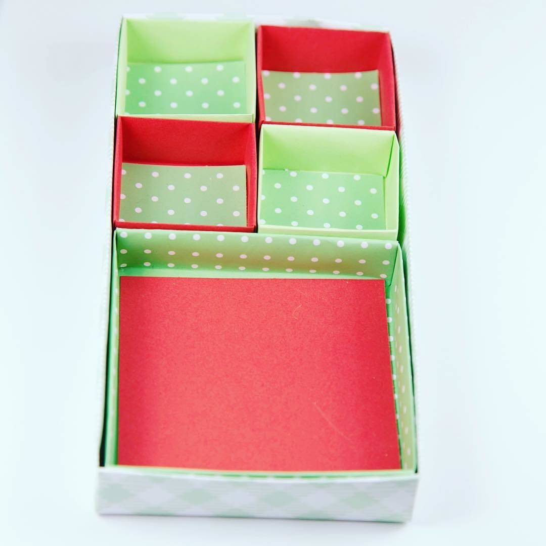 The front section from the origami desk tidy is nice on ... - photo#39