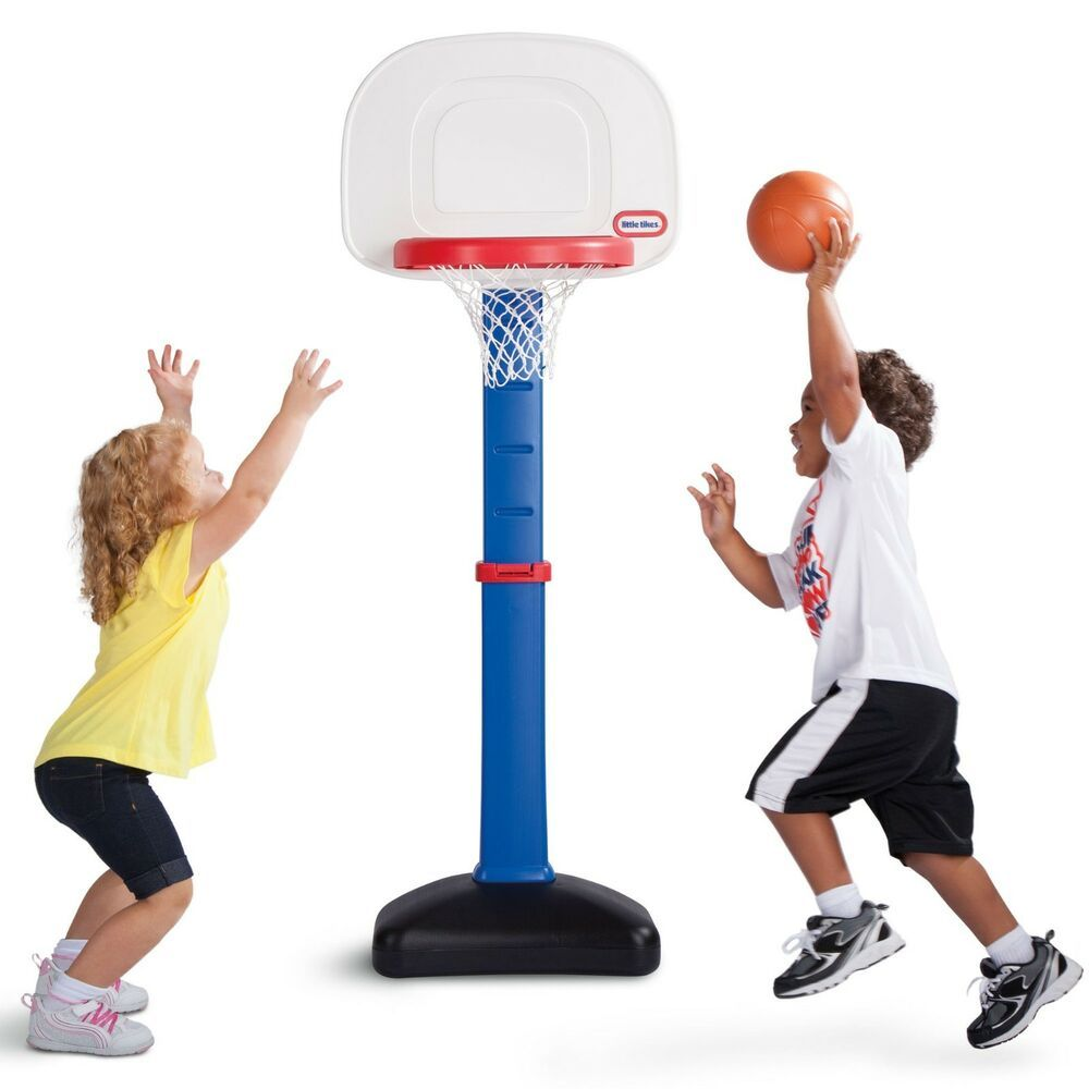 Basketball Little Tikes Totsports Easy Score Set Pink Hoop New Toy Toddler Kids Sized Play Adjustable Outd Basketball Games For Kids Little Tikes Super Gliders