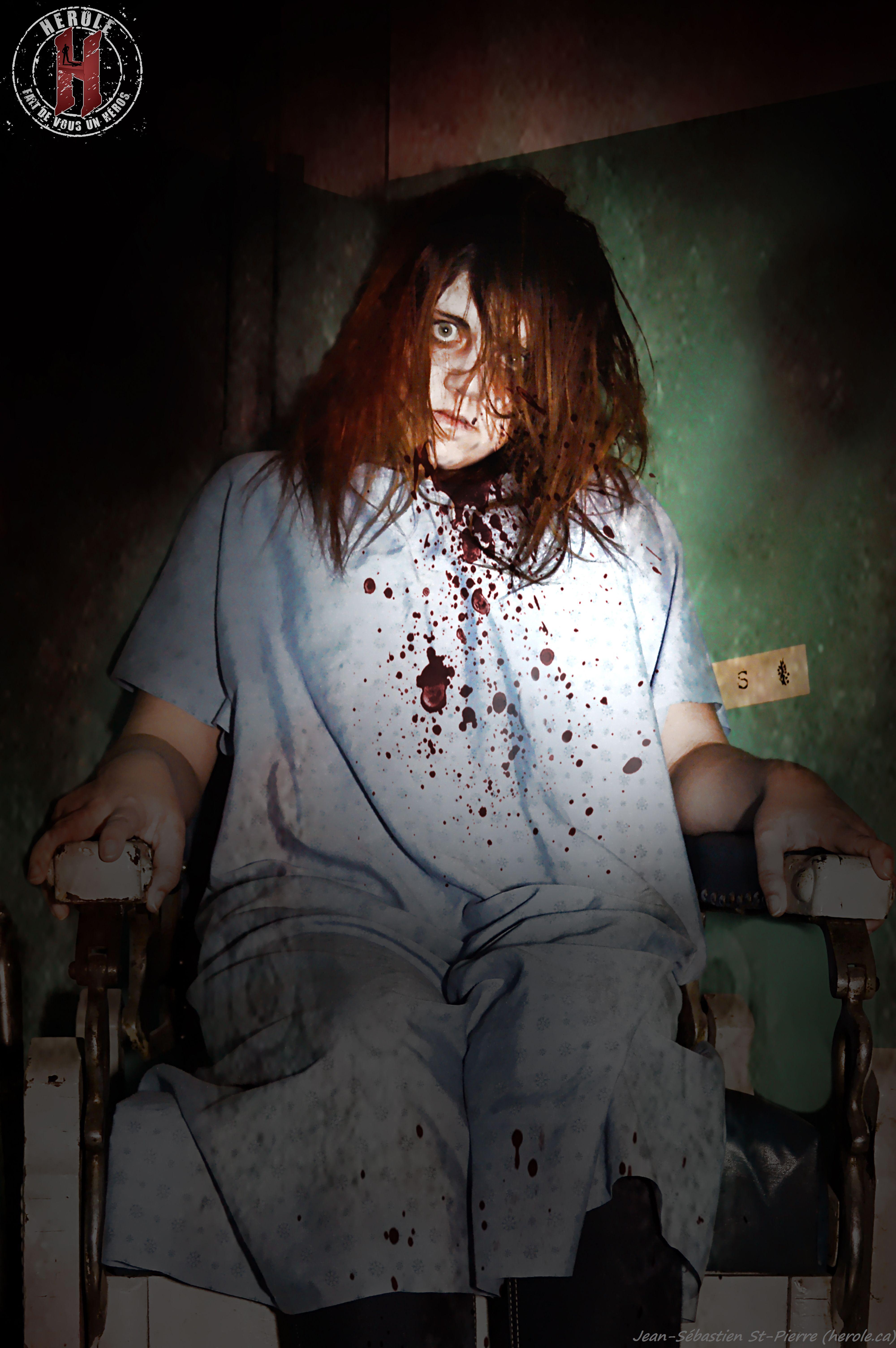Immersive Haunted House Jail Horror Arkham Asylum Lovecraft Www Herole Ca Asylum Halloween Halloween Haunted Houses Halloween Haunt