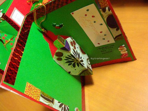 Tarjetas para Navidad - 3 estilos Pop-up, 3D y Sencillo