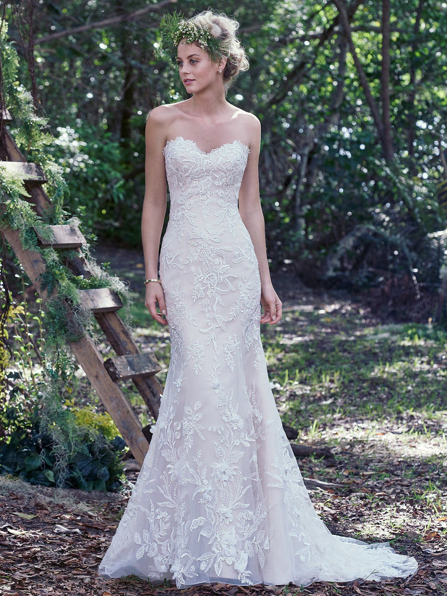 Trena - Maggie Sottero - Available at Stella\'s Bridal & Evening ...