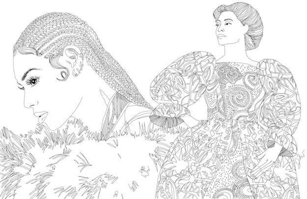 This Illustrator Turned Beyoncs Lemonade Into A Coloring Book And OMG