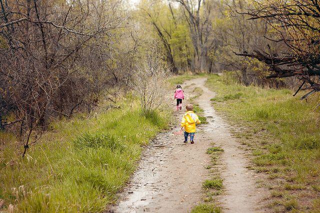 Vos enfants souffrent-ils du premier symptôme du Syndrome du manque de nature ?