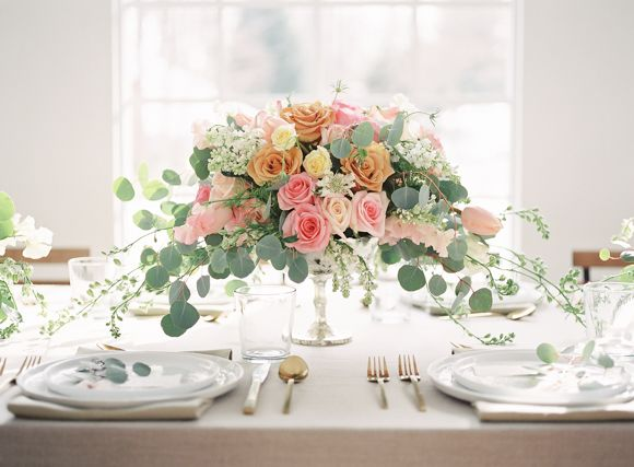 Ivory Blush And Sage Wedding Colors