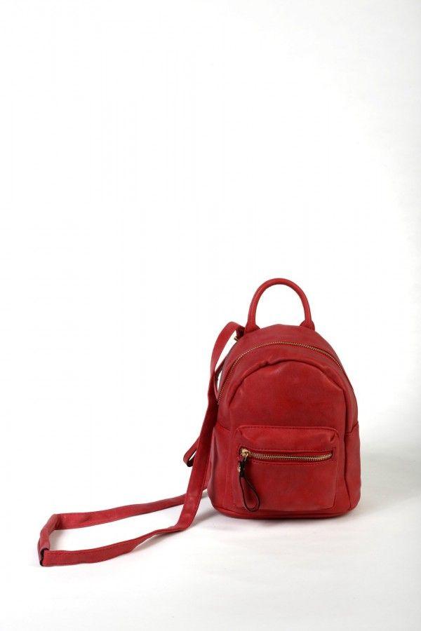 b2e865d3646 ΜΙΝΙ Σακίδιο Πλάτης κόκκινο | Νεανικές Τσάντες | Τσάντες, Γυναικείες ...