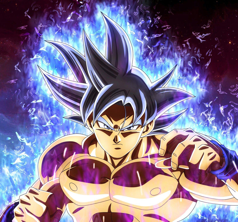 Goku Ultra Instinct Colored Version Of Yuya Takahashi S Art Anime Dragon Ball Super Dragon Ball Super Dragon Ball Art