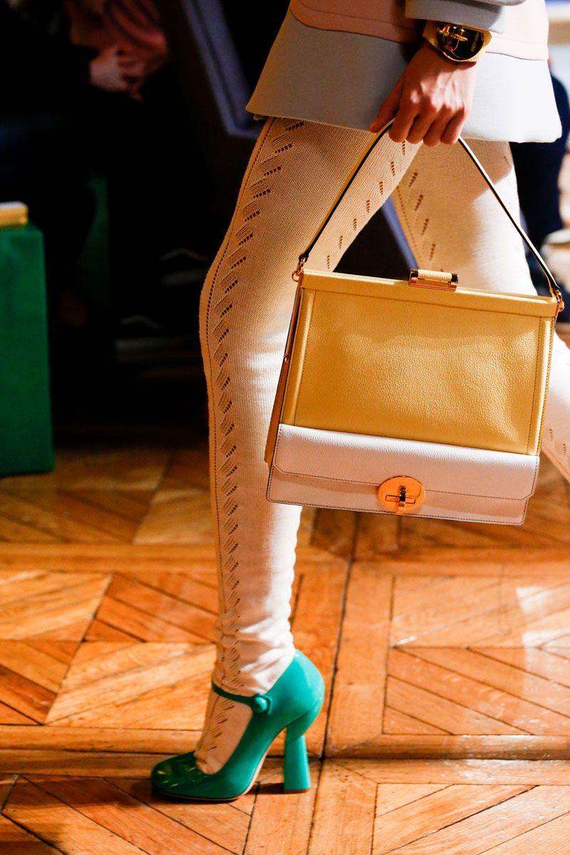 Miu Miu Shoes and Handbags SpringSummer 2014