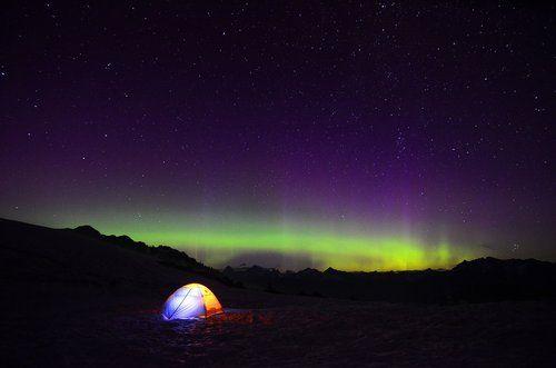Aurora Borealis Forecast Photo - Soft Serve News