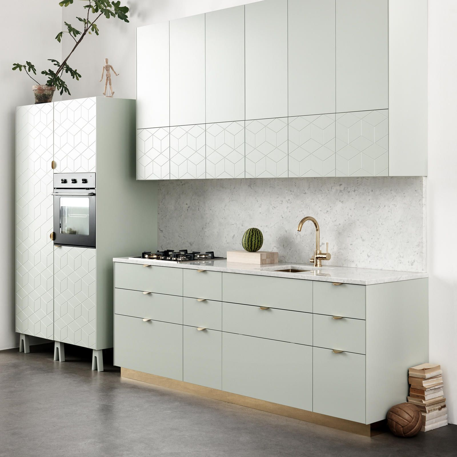 WOW super hacks for Ikea kitchens and storageperfront