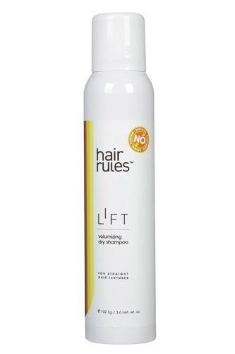 Hair Rules Lift Volumizing Dry Shampoo 14 75 Available At Soap Com Best Dry Shampoo Dry Shampoo Shampoo Reviews