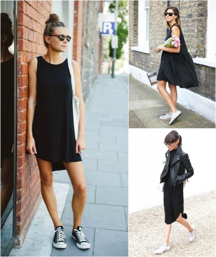 Acessorios para um vestido preto