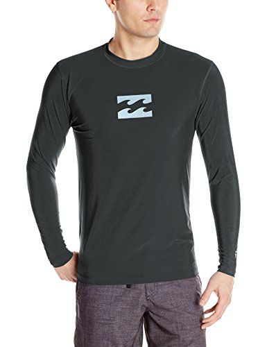 32c79dc4 Introducing Billabong Mens All Day Wave Loose Fit Long Sleeve Rashguard  Black Heather XXL. Get Your Ladies Products Here and follow us for more  updates!