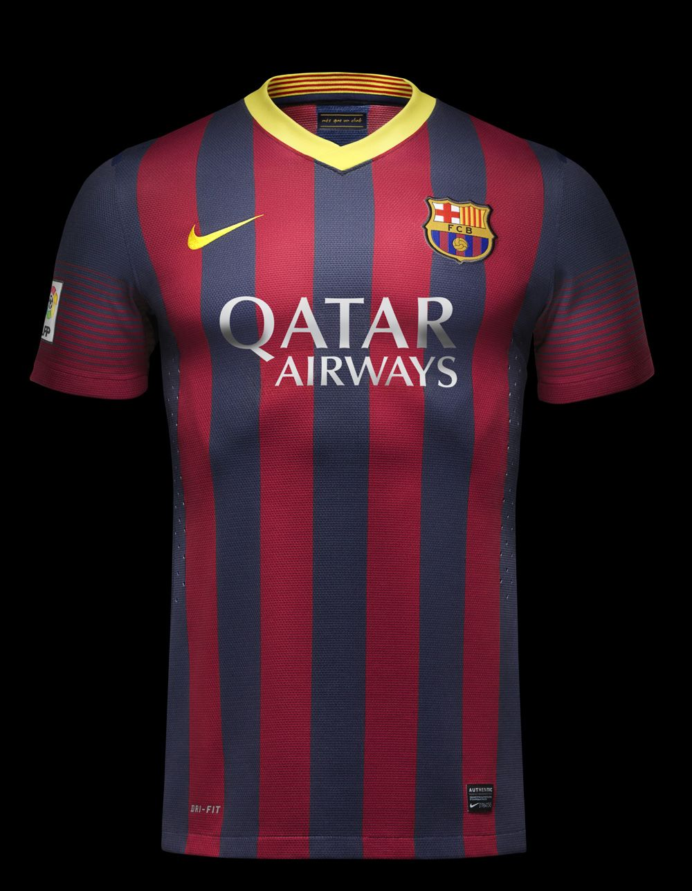 cafe380db98 Barcelona FC 2013-14 Away & Home Team Kit by Nike | Sports Jerseys ...