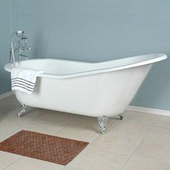 Slipper Clawfoot Tub Packages