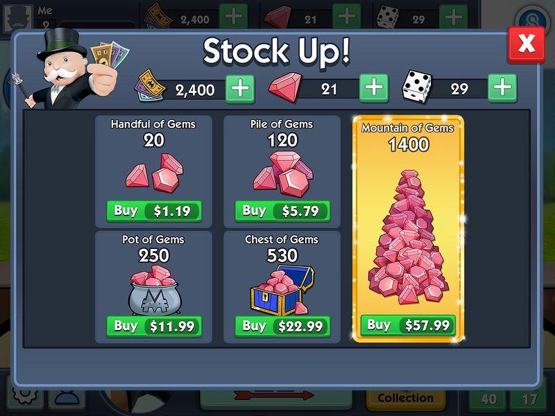 MONOPOLY Bingo! Игры, Вебдизайн