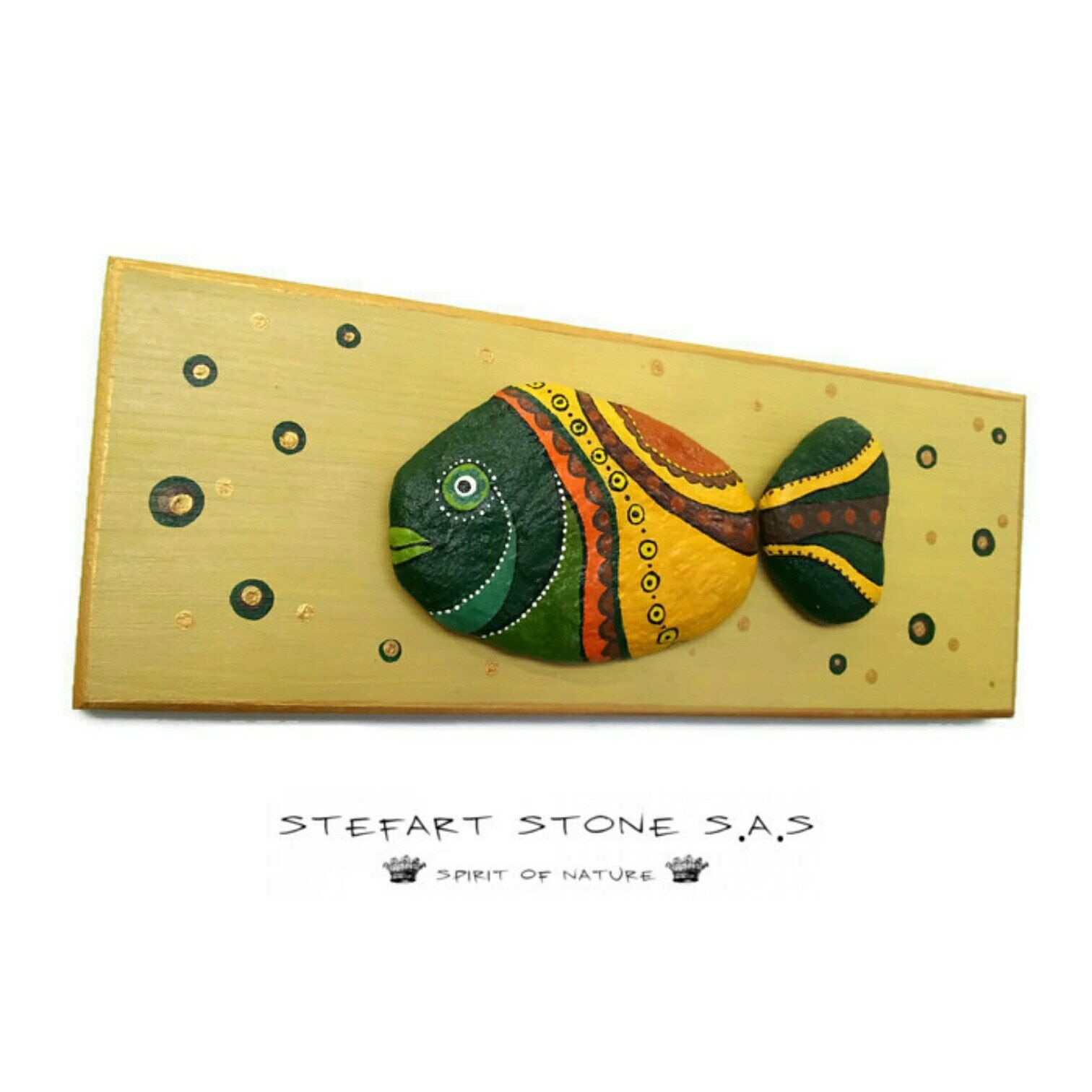 Beautiful Fish Sculpture Wall Art Images - The Wall Art Decorations ...