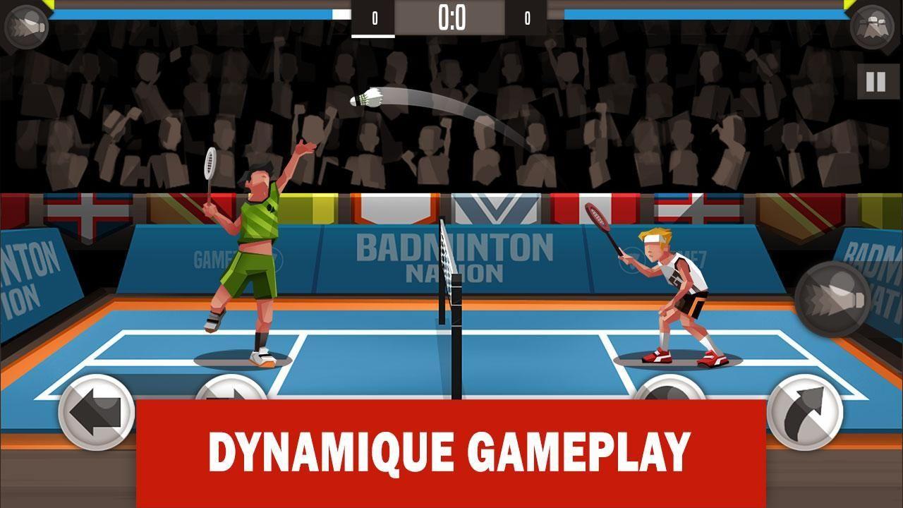 Download Badminton League Mod APK Latest Version Free