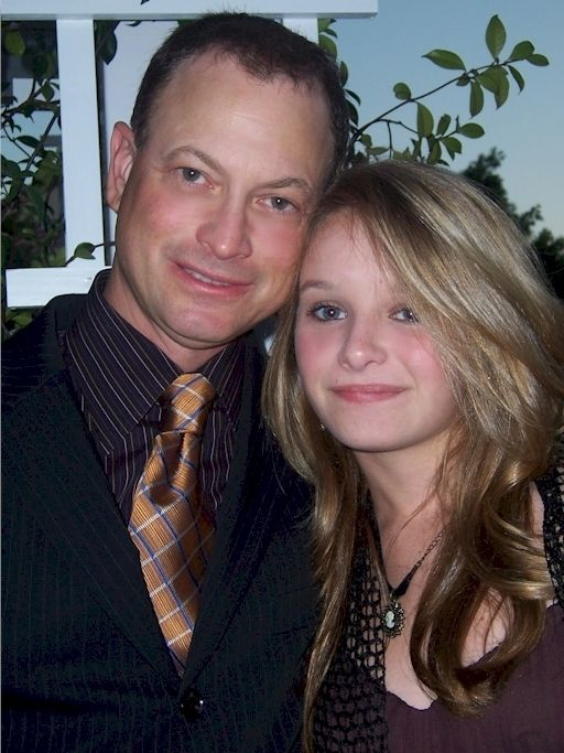 Photo of Gary Sinise & his Daughter Ella Sinise