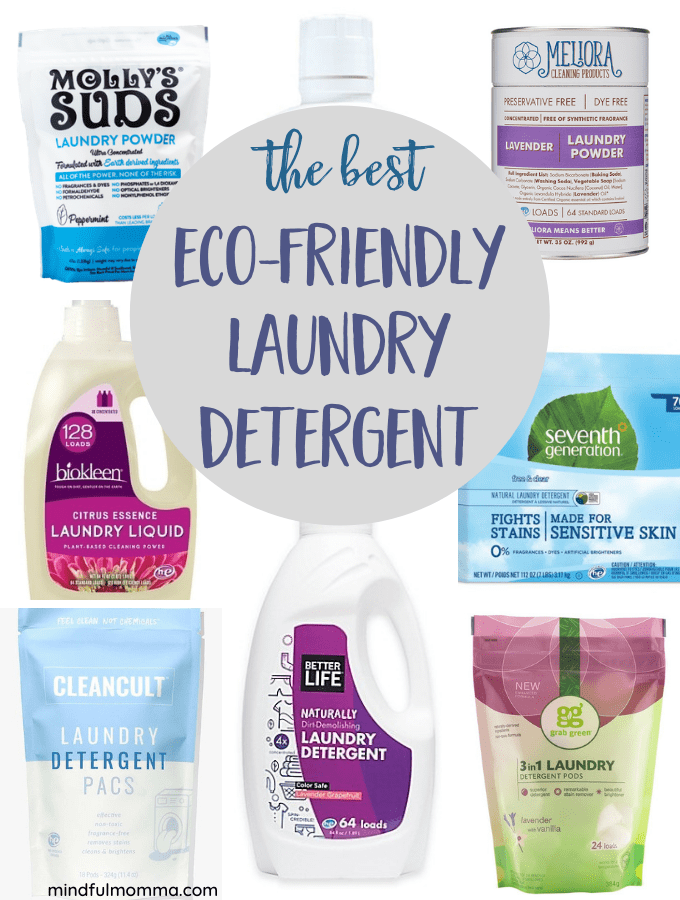 The Best Eco Friendly Laundry Detergent Brands That Work In 2020