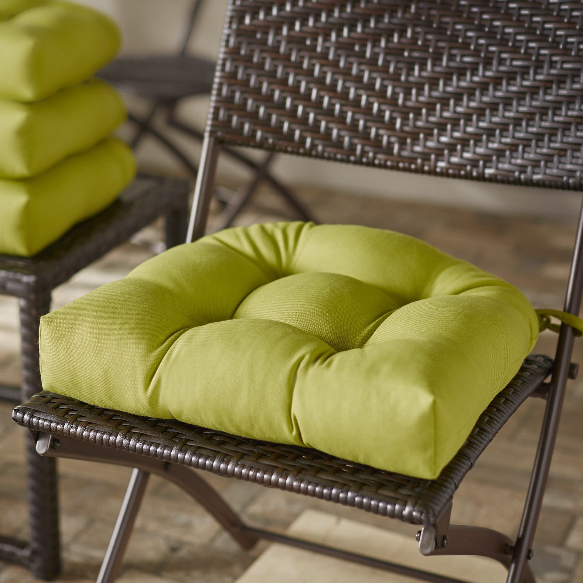 Lana Indoor Outdoor Chair Cushion Dining Chair Cushions Lounge Cushions Outdoor Chair Cushions