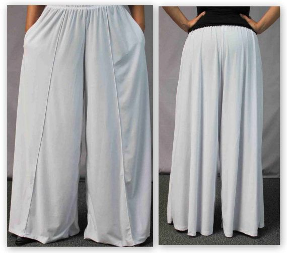 85be86f0edf Comfy Plus Pants White Pants Plus Size Pants by ComfyPlus on Etsy ...