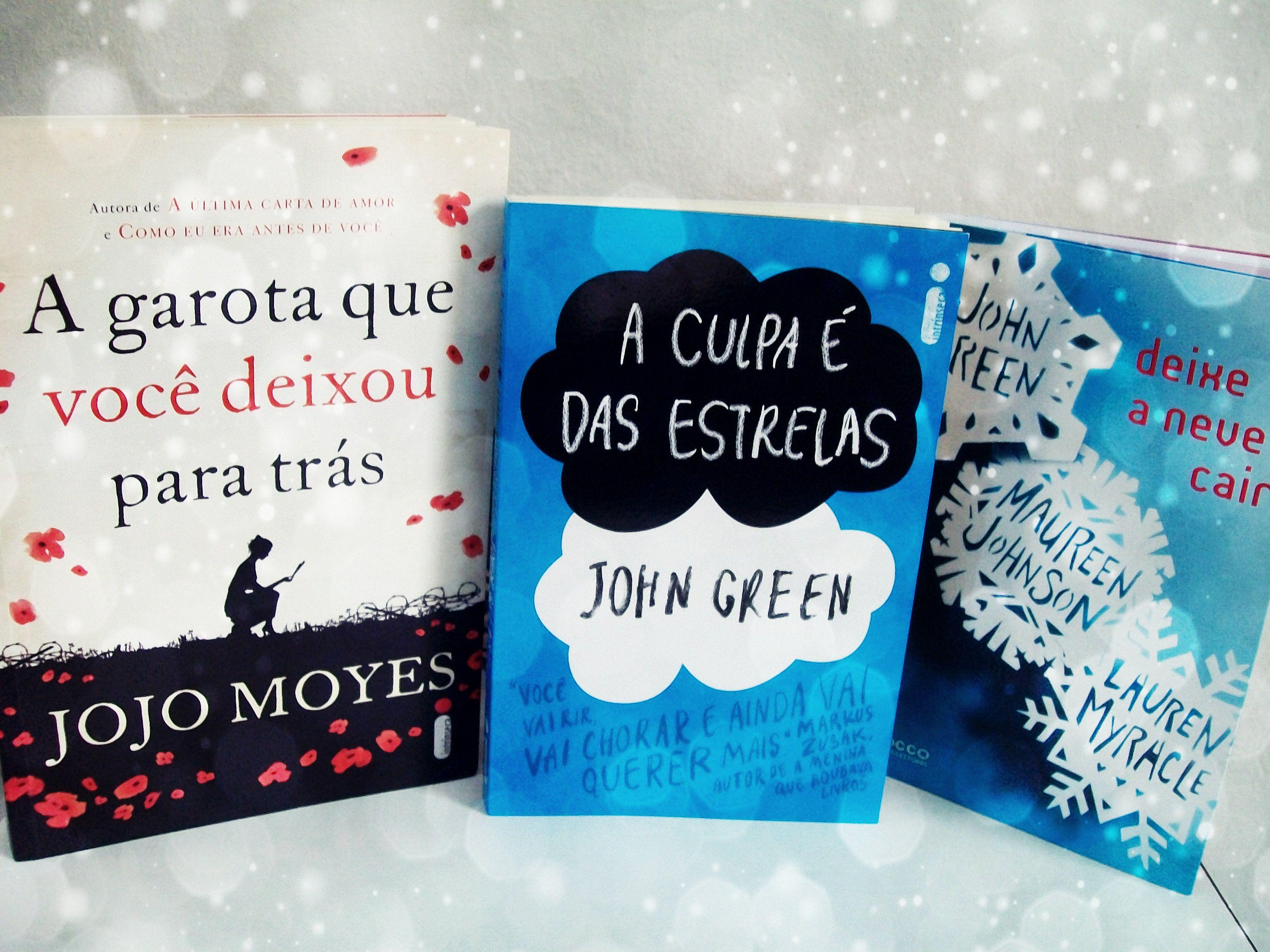 Novos Livros Do Amor A Garota Que Voce Deixou Para Tras A Culpa