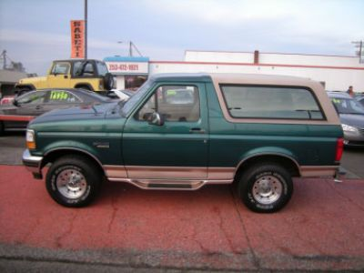 1996 ford bronco eddie bauer pacific green i had one from june 2001 rh pinterest com