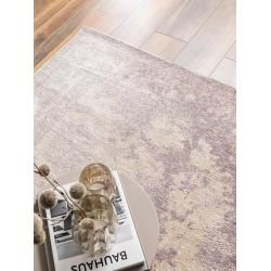 Photo of benuta Trends Flachgewebeteppich Frencie Lila 200×285 cm – Vintage Teppich im Used-Lookbenuta.de