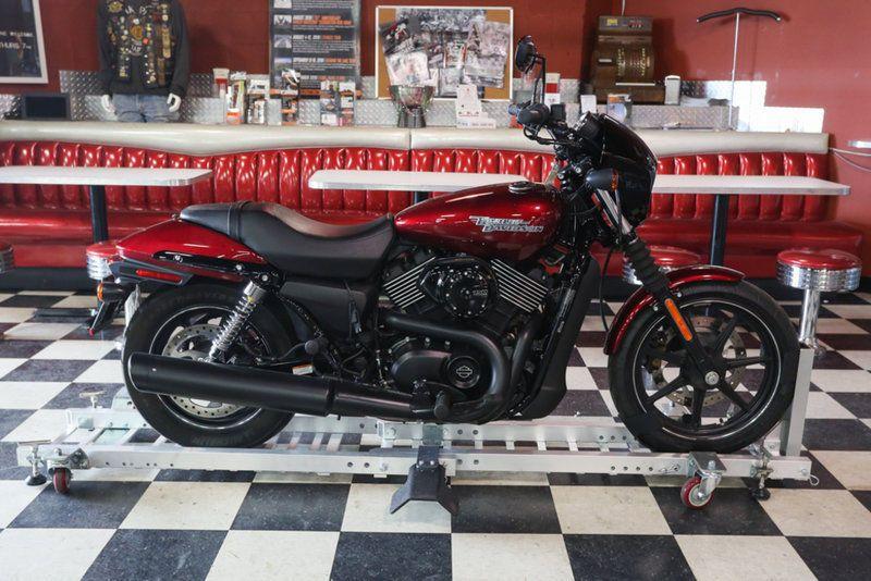 2017 Harley Davidson Sportster Street 750 Xg750 Harley Davidson Sportster Harley Davidson Harley