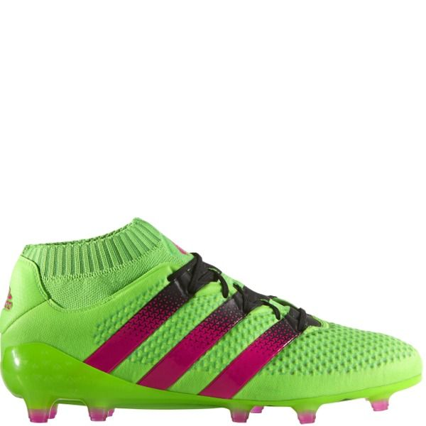 adidas ACE 16.1 Primeknit FG AG Solar Green Shock Pink Black Soccer cleats  - model AQ5151 5eb8dcff367ef