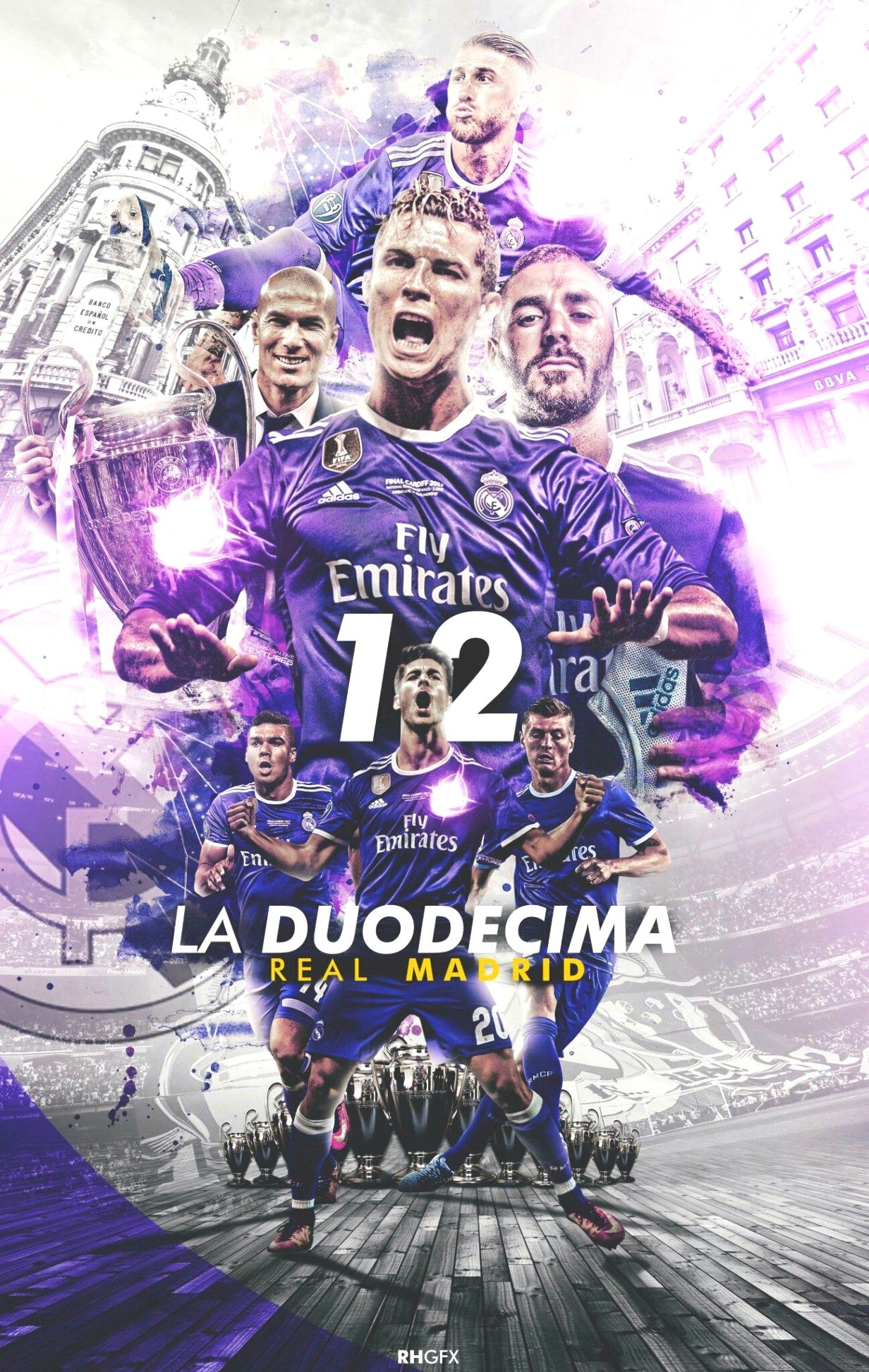 Pin By Cam Ratic On Sports Cover Art Real Madrid Photos Real Madrid Wallpapers Ronaldo Real Madrid