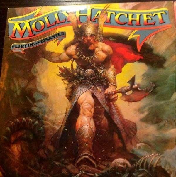 Molly Hatchet - Flirtin' with Disaster.