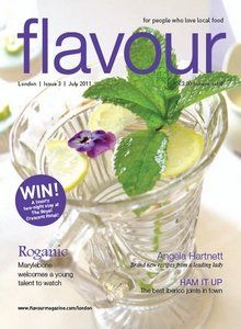 Flavour Magazine London - July 2011