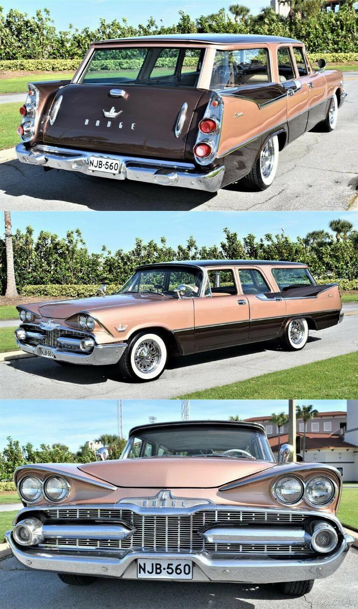 1959 Dodge Custom Royal Sierra STW in 2020 Dodge, Royal