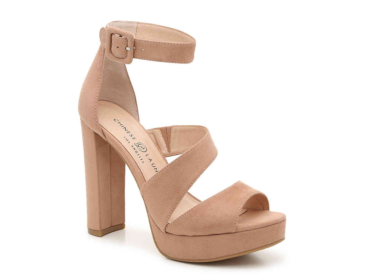 Chinese Laundry Riddle Platform Sandal Women S Shoes Dsw