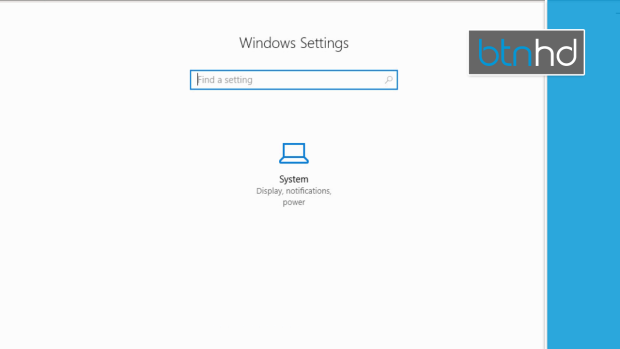 Hide Pages from Windows 10 Settings App Full List of URIs