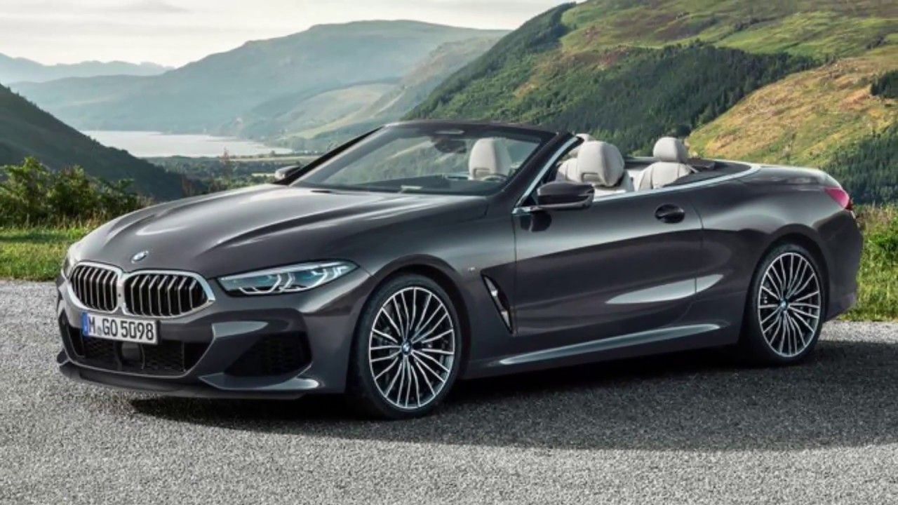 2020 Bmw M850i Xdrive Convertible Bmw Car Convertible