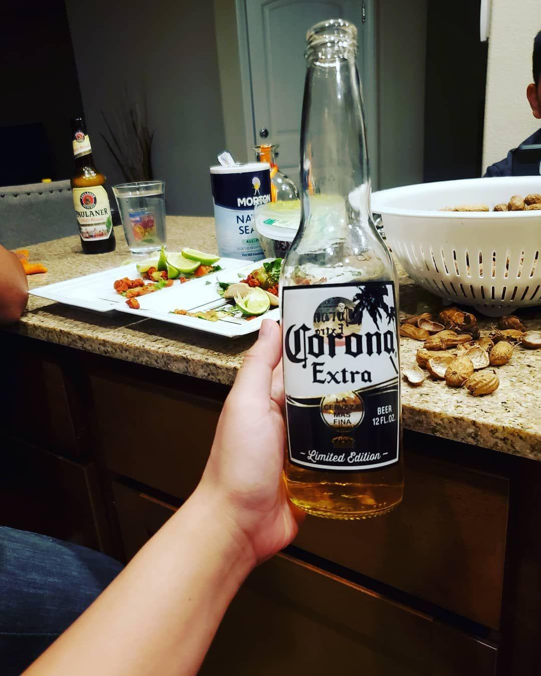 Well Hello There Corona Cheers Corona Fridaynight Lasvegas