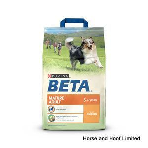 Beta Mature Adult With Chicken 2 5kg Dog Food Dog Food Recipes