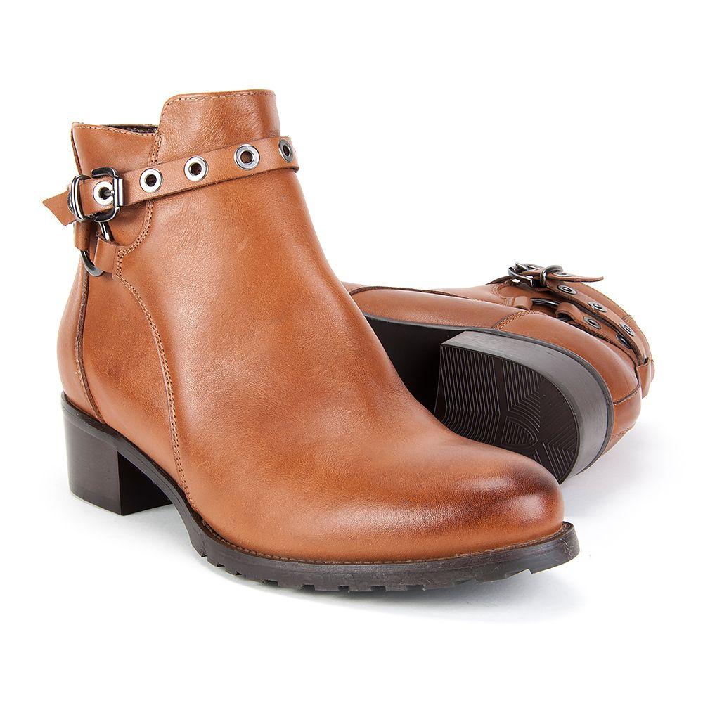 Botki Eksbut 65 3743 943 554 1g Brazowe Boots Ankle Boot Shoes
