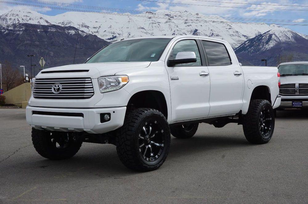2017 Toyota Tundra Platinum Ebay Motors Cars Trucks