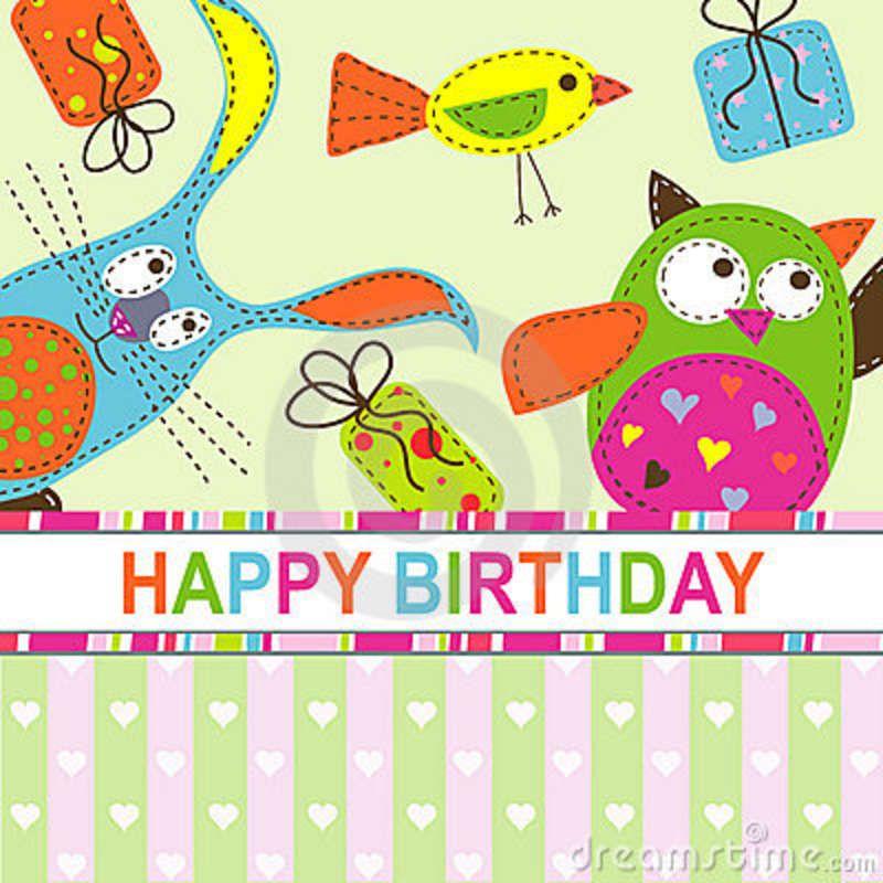 Happy Birthday Card Templates Free Pincinty On Tarjetas De Felicitaciones  Pinterest